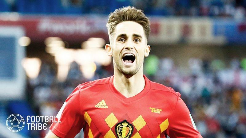 エバートン、W杯で超ゴールの元香川同僚ベルギー代表FWの獲得に興味