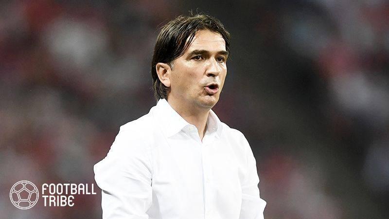 W杯準優勝クロアチア代表監督がセリエA入り熱望。インテル幹部が興味示すか