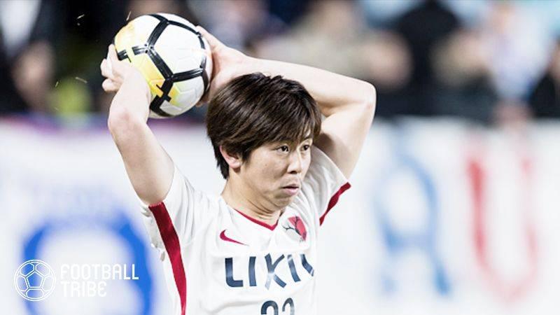 安西幸輝、5年契約で鹿島復帰が決定的に!ポルティモネンセとクラブ間合意