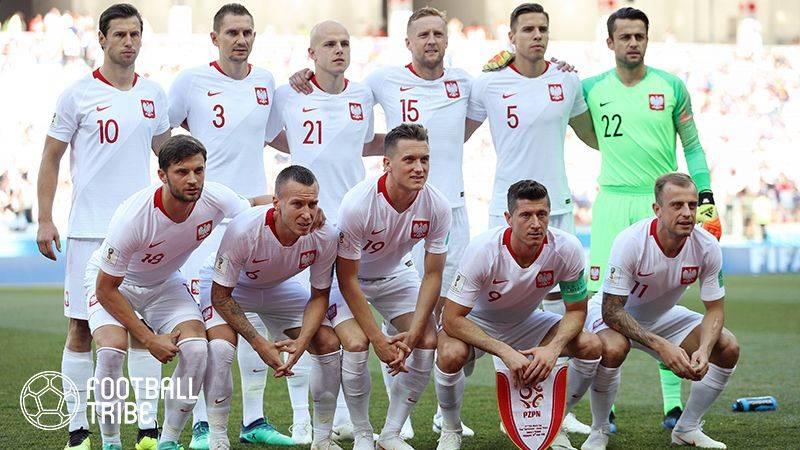 ポーランド、EURO本大会メンバー発表!バイエルンFWレバンドフスキら選出