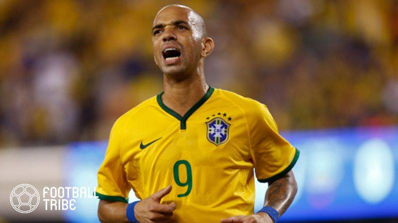 C大阪、元ブラジル代表FW獲得の噂が再浮上!ブラジル1部が契約満了を発表