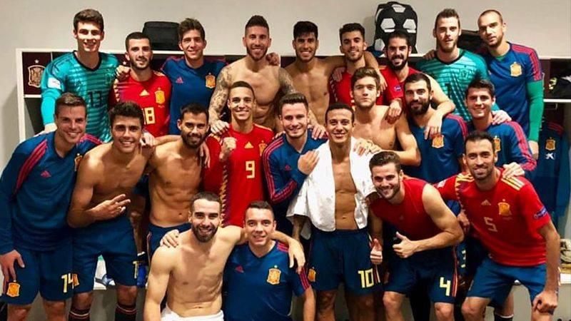 スペインがW杯準優勝クロアチアに大勝。3位ベルギーはアイスランド下す【UEFAネーションズリーグ結果一覧】
