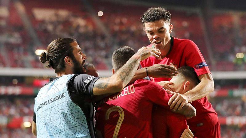 新生イタリアがポルトガルに敗れる。W杯8強のスウェーデンは逆転負け【UEFAネーションズリーグ結果一覧】