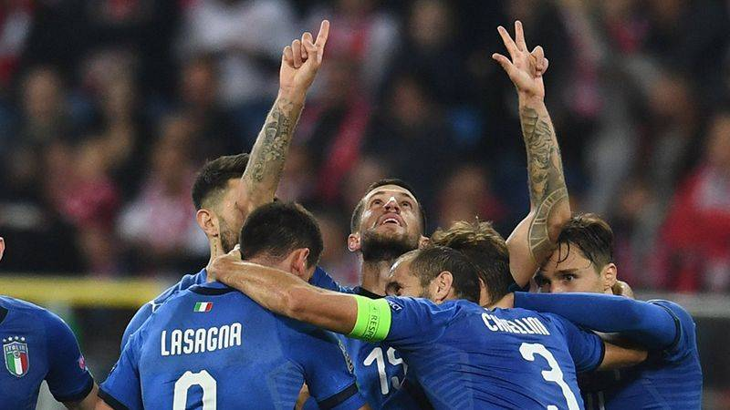 イタリア代表ビラーギ、盟友アストーリに後半AT劇的ゴール捧げる