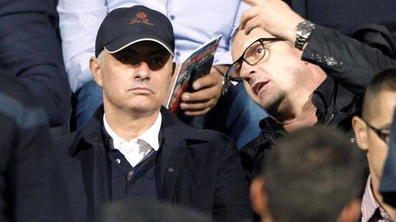 モウリーニョ、起死回生の補強はあのMF?セルビア代表戦を視察