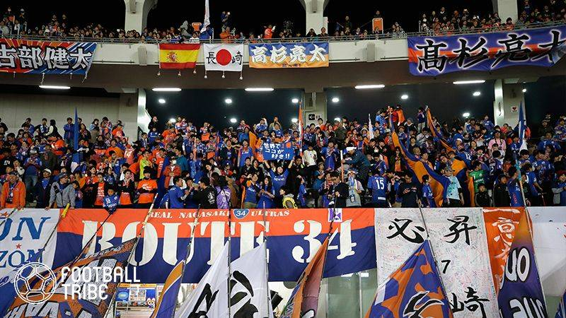 J1昇格目指す長崎、昨季川崎からレンタルのカイオ・セザールが残留か!妻がSNSで…