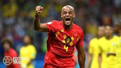 ベルギー代表、W杯ブラジル撃破の裏に「コンパニの寝坊」が影響してた…!