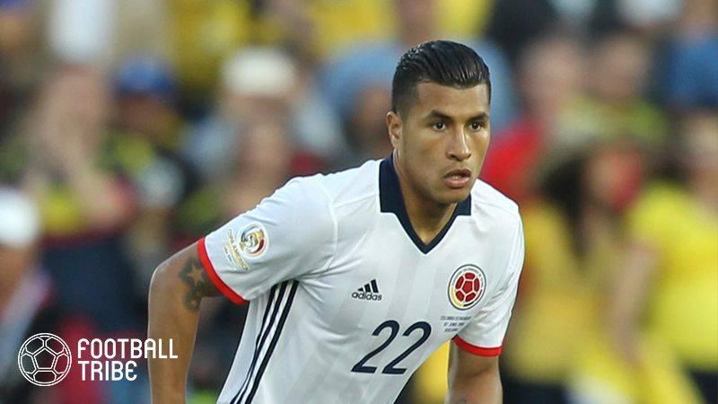 バルサ、コロンビア代表CBを補強!
