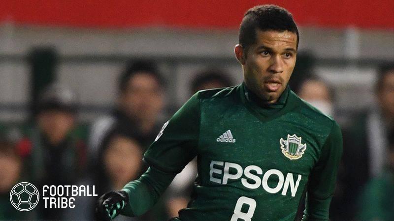 松本山雅MFセルジーニョ、来季も日本でのプレーを希望か?松本との契約期間は…