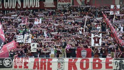 イニエスタ加入のヴィッセル神戸、今季J1入場者数が37万人と過去最多に