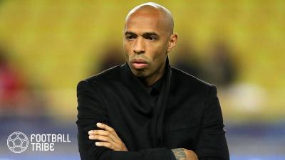元モナコ指揮官アンリ、MLS行きは消滅。古巣NYレッドブルズSDが明言