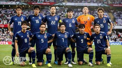 FIFAランキング更新!日本代表は27位にランクUP!