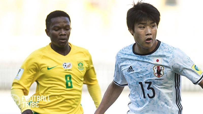 北海道コンサドーレ札幌が新加入選手会見。U-21日本代表岩崎悠人 「僕の夢を一緒に追いかけたいという言葉に感動」