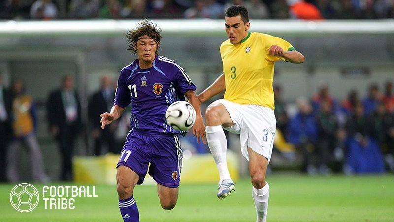 ドイツW杯の日本代表メンバー・巻誠一郎が現役引退発表「僕の人生の師はサッカー」