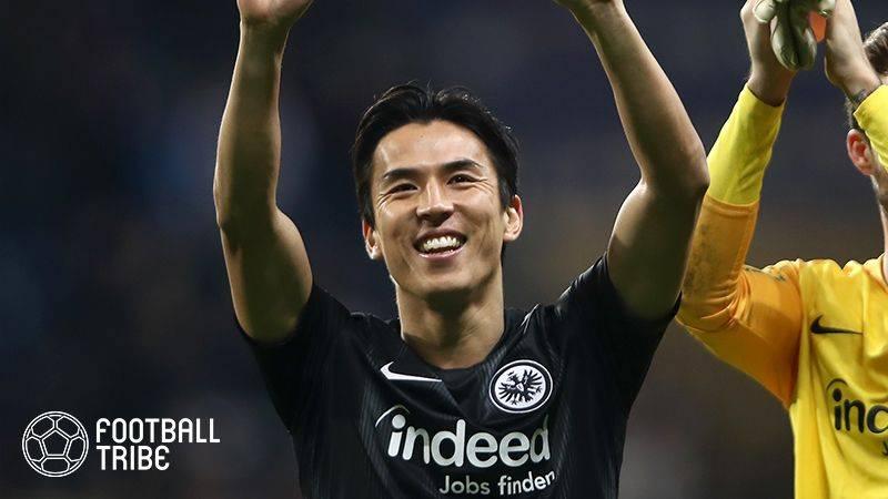 元日本代表MF長谷部誠、フランクフルトと1年の契約延長「プロサッカー選手としての…」
