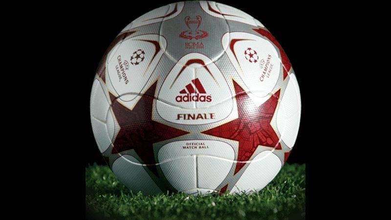 你还记得CL决赛中使用过的球吗?回顾20年的设计