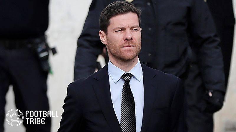 シャビ・アロンソ、ボルシアMG監督就任を拒否!レアル・ソシエダと1年の契約延長