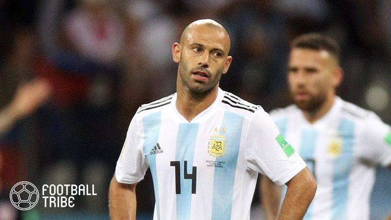 元アルゼンチン代表マスチェラーノ、地元クラブと基本合意決定!