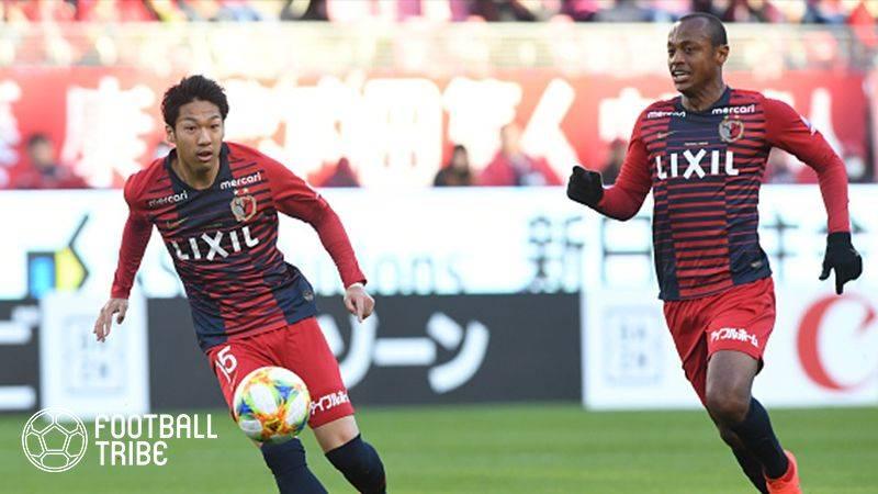 鹿島アントラーズ、FW伊藤翔が横浜FCへ「自分以外の人たちの人生にも良い影響を…」