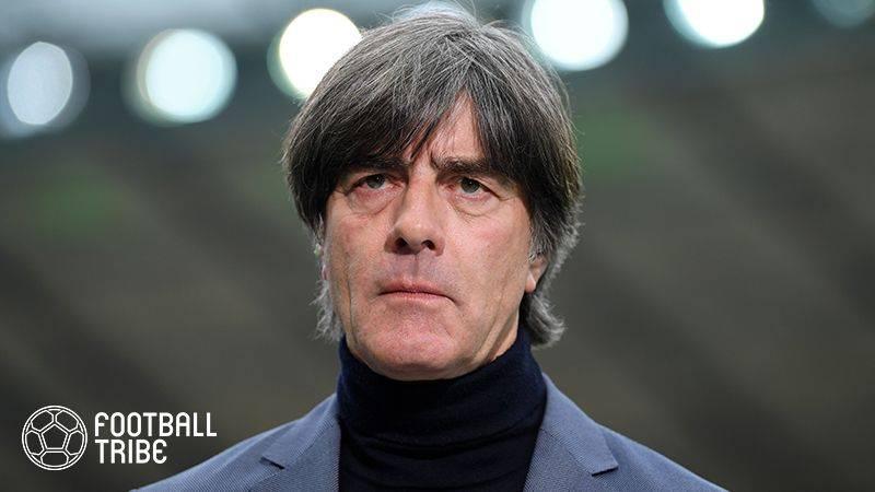 ドイツ代表レーブ監督、ダンベル落として入院か…