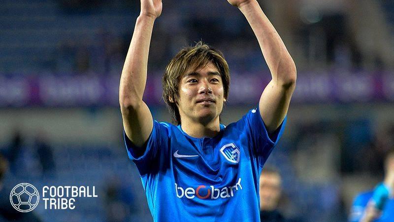 日本代表FW伊東純也、ベルギー1部ヘンクを今夏退団へ!クラブ幹部が残留困難を示唆