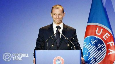UEFA、CLベスト4進出クラブに来季CL出場権付与を検討へ!