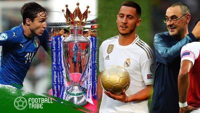 来季ヨーロッパサッカー、大注目の見どころ4連発!