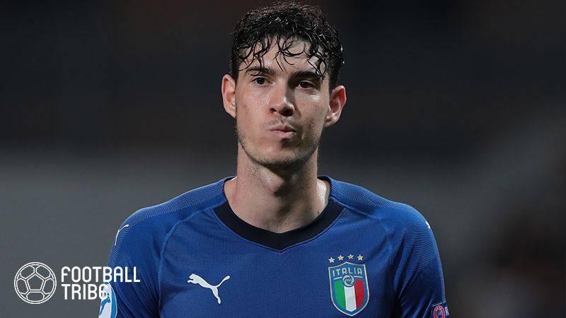 インテル、イタリア代表バストーニと契約延長へ!クラブ首脳陣と代理人が会談