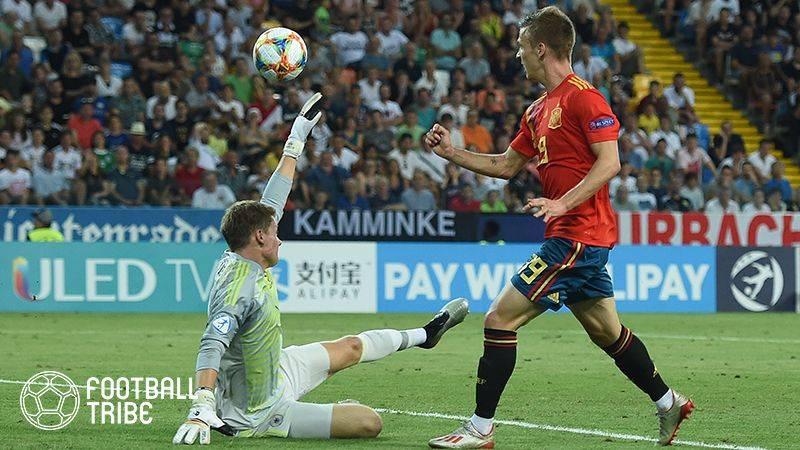 マンU、スペインU-21で活躍の新星を獲得か?