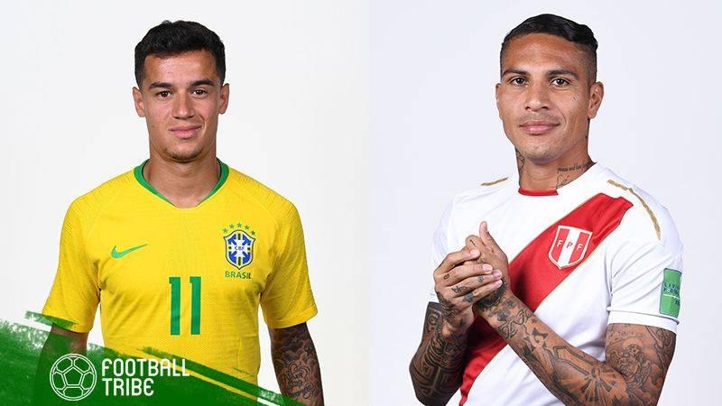 コパ・アメリカ決勝戦!ブラジルVSペルーをオッズで見る!