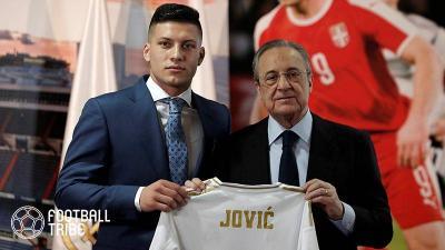 レアル、今夏獲得ヨビッチをセリエAクラブにレンタル!?