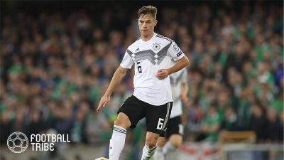 キミッヒ、ドイツ代表GK問題について言及!「どっちでもいい」