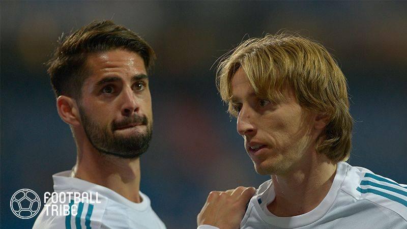 レアル、イスコとモドリッチはダービー出場へ!マルセロは…?