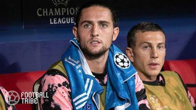 ユーベ、ラビオはアーセナルに譲らない?代わりにあの選手をレンタル…