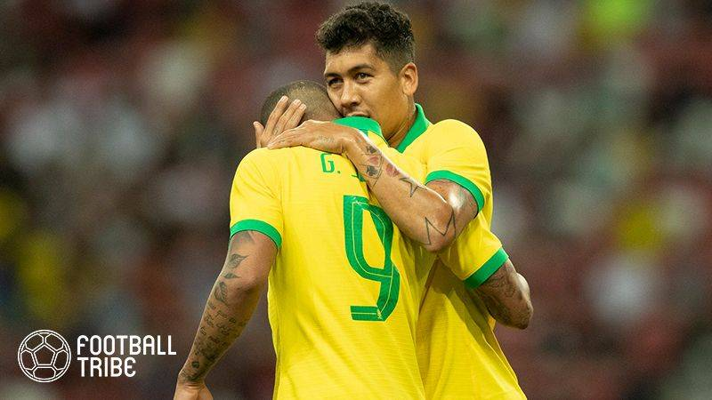 【動画】ピッチ目線で見る!ブラジル代表対セネガル代表のハイライト