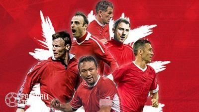 マンU、リバプールのレジェンドがシンガポールで熱戦!ベルバトフ、ヘスキー、ガルシア…