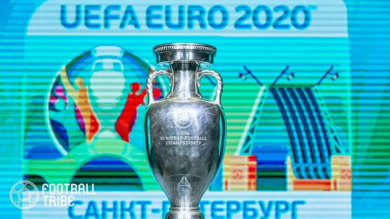 UEFA、来年延期決まった「EURO2020」の名称変更せず!
