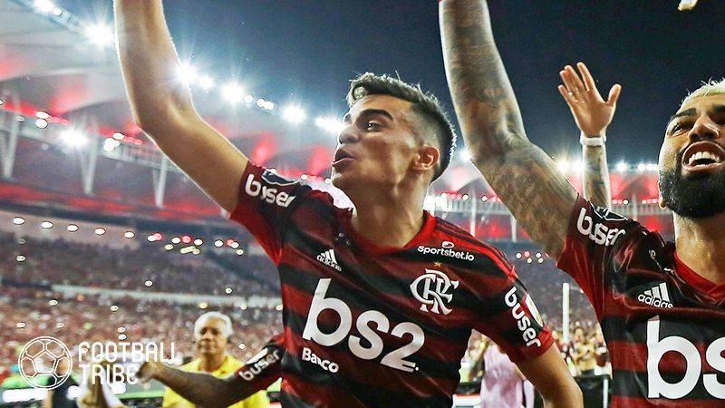 """レアル、バルサとマンCも狙う""""ブラジルの至宝""""獲得へ!"""