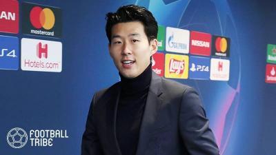 アジア国際年間最優秀選手賞はソン・フンミン!日本は5部門で受賞