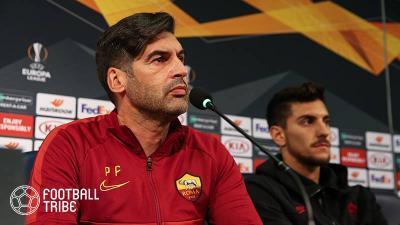 ローマ、EL決勝トーナメント進出も監督は納得せず…「これでは優勝は無理」