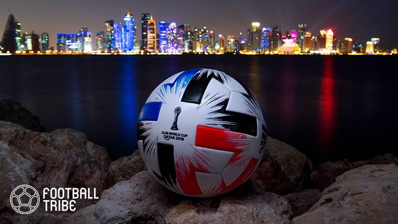 クラブW杯、FIFAが試合球を発表!キャプテン翼にインスピレーション!