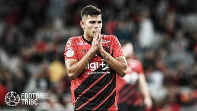 アトレティコ、22歳ブラジル人MFギマランイスと契約合意か