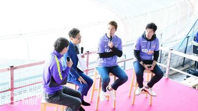サンフレッチェ広島の森崎浩司が東京五輪の聖火ランナーに選出!