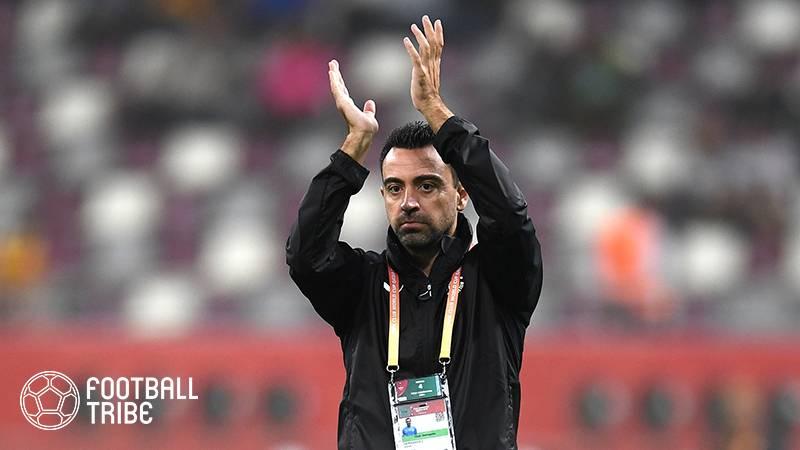 シャビ監督、カタールでカップ戦優勝!選手と監督で制覇は現地でも史上初の快挙