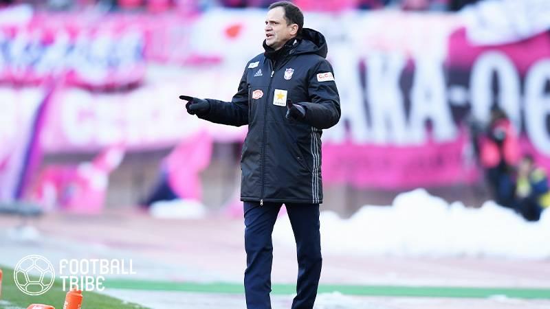 新潟FWフランシス、契約更新も…ボタフォゴ復帰の可能性が浮上?