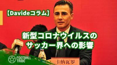 新型コロナウイルスのサッカー界への影響。中国リーグやACLの延期。Jリーグ、東京五輪は?