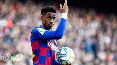ミラン、バルセロナDFフィルポ獲得へクラブ間交渉開始も…レンタル移籍は拒否か