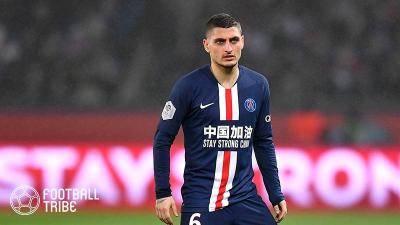 W杯欧州予選に臨むイタリア代表、2選手が途中離脱。PSGは来週にCLバイエルン戦も…