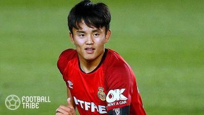 久保建英、マヨルカでのシーズンを誇る「ここではサッカー選手としても人としても成長した」