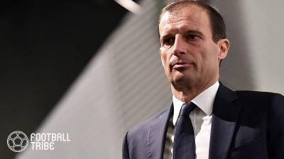 アッレグリ、PSG新監督になる可能性が高まる